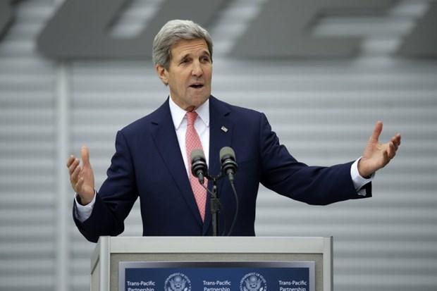 Ong John Kerry: TPP chac chan mang lai loi ich cho kinh te My hinh anh 1