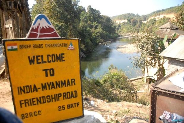 Myanmar va An Do cam ket hop tac ve van de an ninh bien gioi hinh anh 1