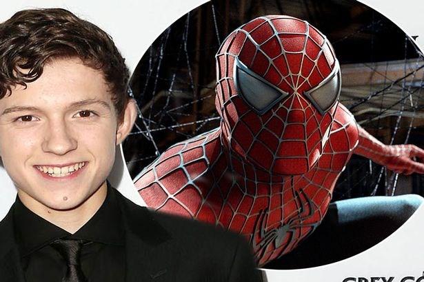 Nam dien vien tre Tom Holland se tro thanh Spiderman moi hinh anh 1
