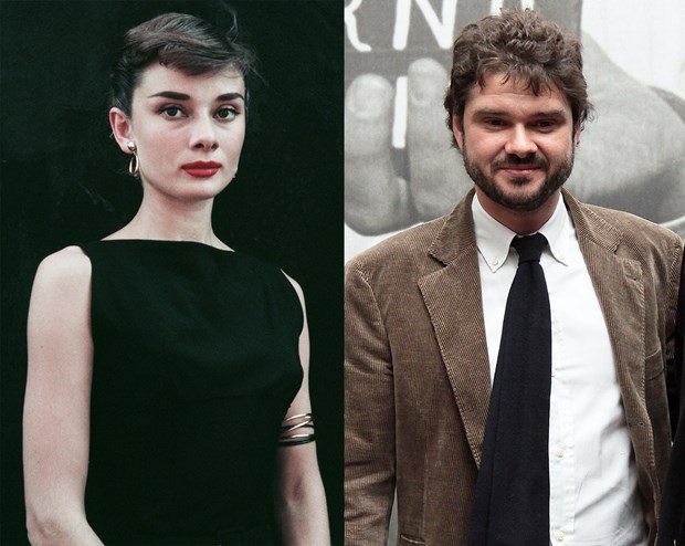 Audrey Hepburn tung bi am anh vi doc