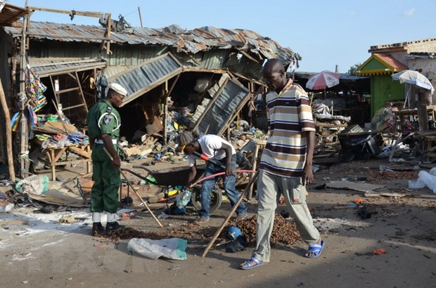 Nigeria: Danh bom lieu chet tai benh vien gay nhieu thuong vong hinh anh 1