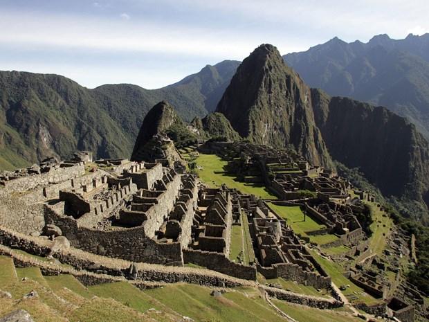 Du lich den Machu Picchu - thanh pho da mat cua nguoi Inca hinh anh 1