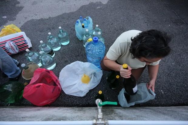 Italy ban bo tinh trang khan vi mat nuoc nghiem trong o Messina hinh anh 1