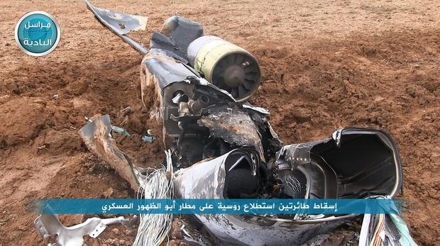Al-Qaeda tuyen bo ban roi 2 may bay cua Nga o Syria hinh anh 1