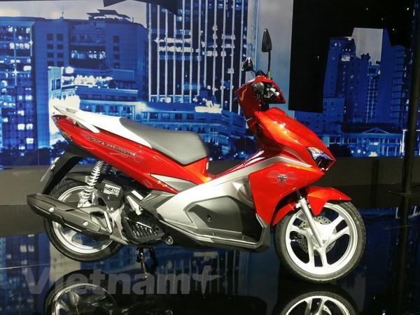 Honda ra mat AirBlade 125cc gia ban tu 38 trieu dong hinh anh 1