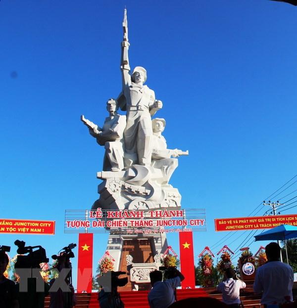 Tay Ninh khanh thanh cong trinh ghi dau an tran can Junction City hinh anh 2