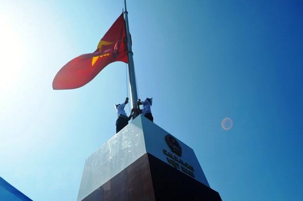 Quang Ninh: Don Tet voi nguoi linh bien phong noi dao tien tieu hinh anh 1