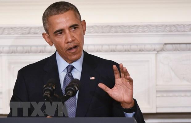 Ong Obama: Chinh quyen moi se tiep tuc quan tam den ASEAN hinh anh 1