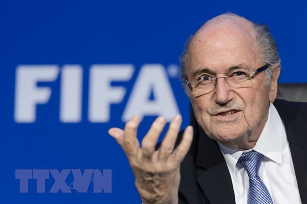 Phap hop tac voi Thuy Si dieu tra cuu Chu tich FIFA Sepp Blatter hinh anh 1