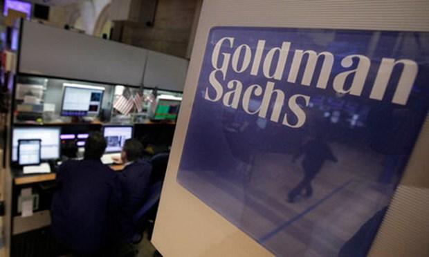Ngan hang dau tu Goldman Sachs linh an phat 5,1 ty USD hinh anh 1
