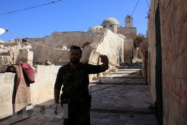 Syria: Giao tranh du doi tai Aleppo bat chap lenh ngung ban hinh anh 1