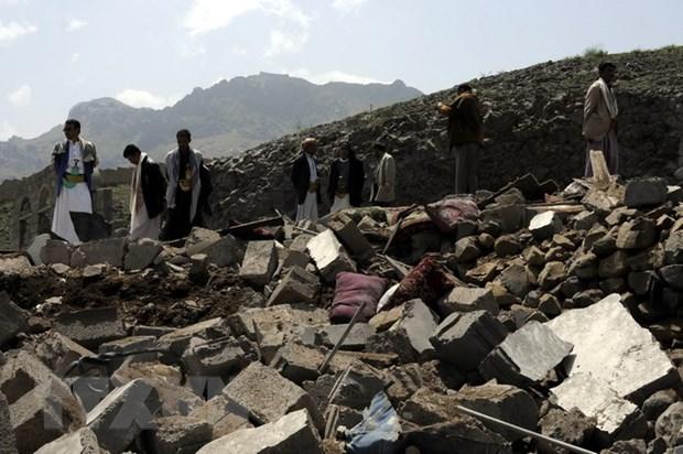 Phai noi day o Yemen tuyen bo se lap chinh phu moi hinh anh 1