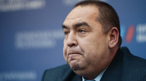 Interpol bac de nghi truy na lanh dao Lugansk va Donetsk cua Ukraine hinh anh 1