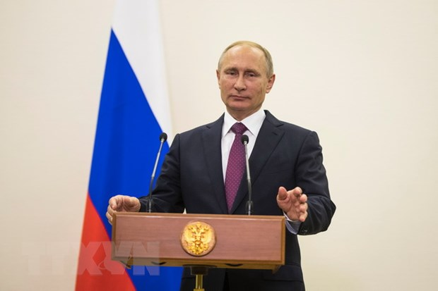 Tong thong Nga Putin bac thong tin can thiep bau cu My hinh anh 1