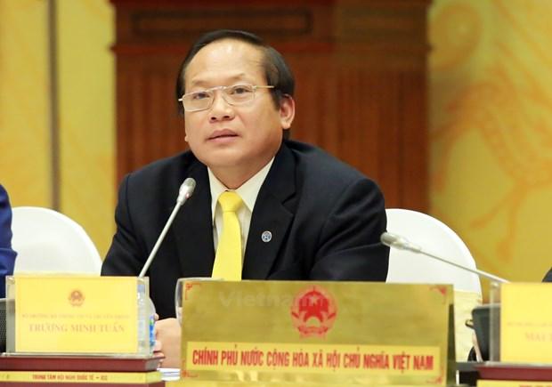 Ong Truong Minh Tuan len tieng ve nhung vu