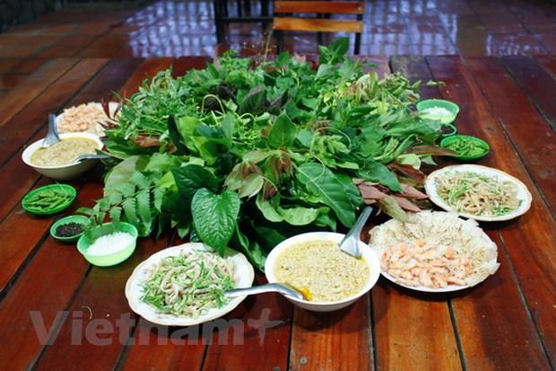 Goi la Kon Tum - huong vi lan toa cua nui rung Tay Nguyen hinh anh 1