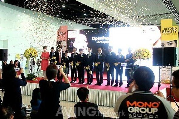K-Beauty Expo Bangkok ket thuc thanh cong voi 183 trieu USD hinh anh 1