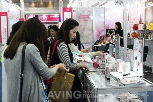 K-Beauty Expo Bangkok ket thuc thanh cong voi 183 trieu USD hinh anh 2