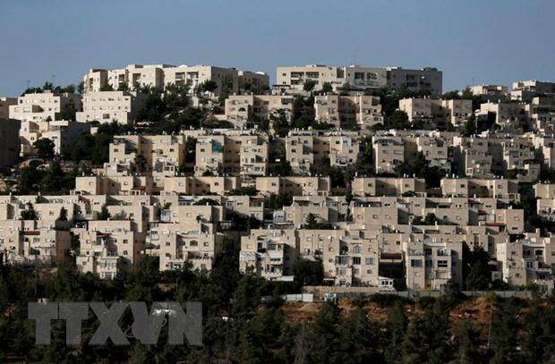 Israel len an Phap phan biet hang hoa xuat xu tu cac khu dinh cu hinh anh 1