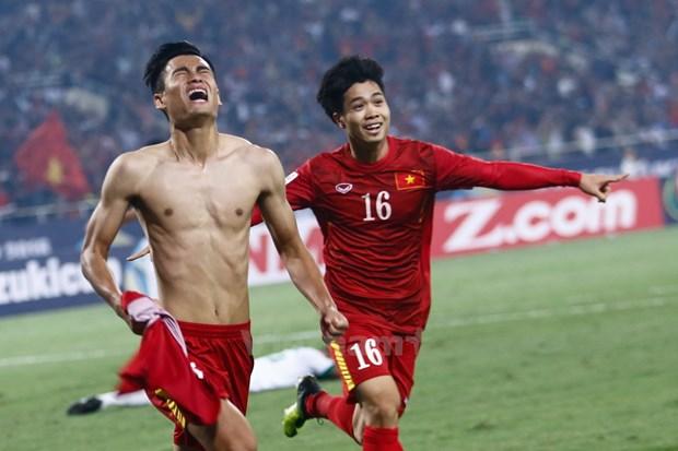 Bao nuoc ngoai: Minh Tuan, Van Thanh choi hay nhat tuyen Viet Nam hinh anh 2