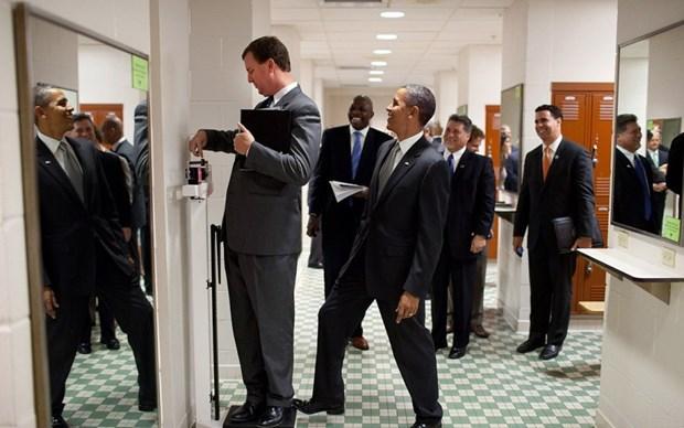 30 khoanh khac dac biet trong gan 2 trieu buc anh cua ong Barack Obama hinh anh 18