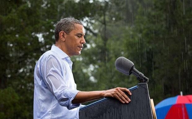 30 khoanh khac dac biet trong gan 2 trieu buc anh cua ong Barack Obama hinh anh 16
