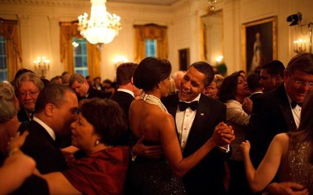 30 khoanh khac dac biet trong gan 2 trieu buc anh cua ong Barack Obama hinh anh 14