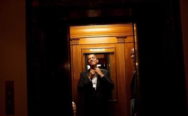 30 khoanh khac dac biet trong gan 2 trieu buc anh cua ong Barack Obama hinh anh 7
