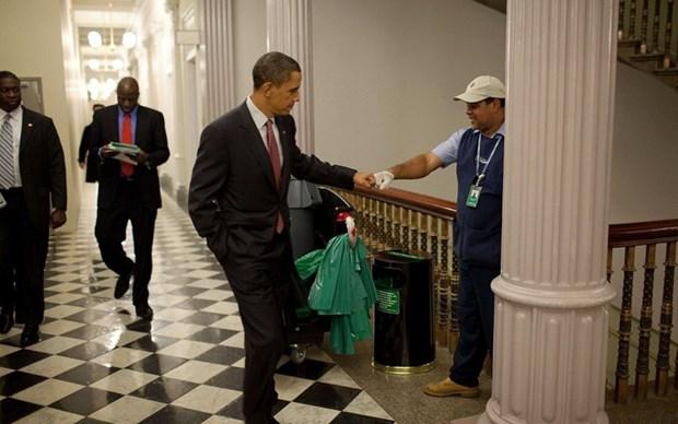 30 khoanh khac dac biet trong gan 2 trieu buc anh cua ong Barack Obama hinh anh 4