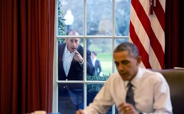 30 khoanh khac dac biet trong gan 2 trieu buc anh cua ong Barack Obama hinh anh 2