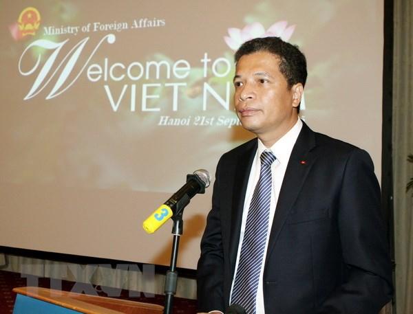 Viet Nam khong thay the vai tro cua Philippines trong van de Bien Dong hinh anh 1