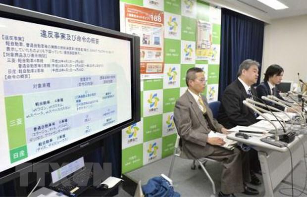 Mitsubishi Motors bi phat 4,2 trieu USD vi quang cao qua da hinh anh 1