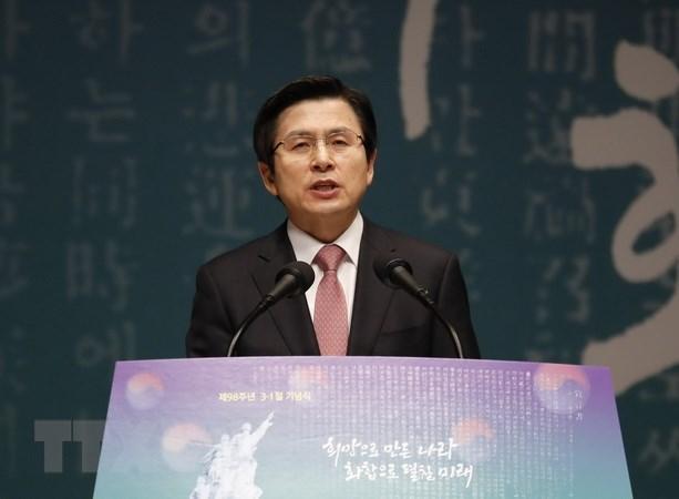 Lanh dao Han Quoc: THAAD se duoc trien khai theo dung ke hoach hinh anh 1