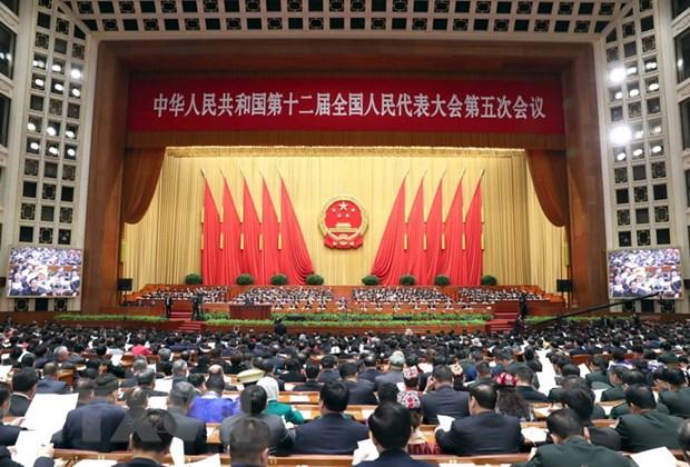 Bo Tai chinh Trung Quoc: Ngan sach quoc phong nam 2017 se tang 7% hinh anh 1