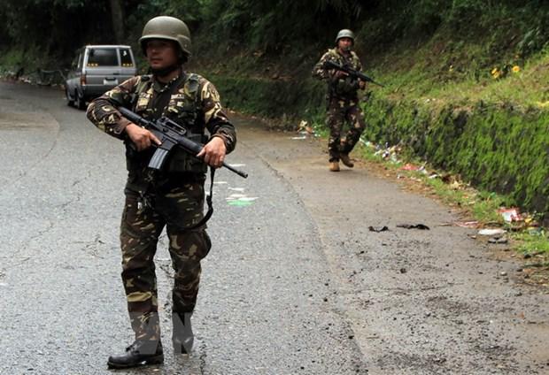 Philippines buoc phai mua vu khi cua Trung Quoc va Nga hinh anh 1