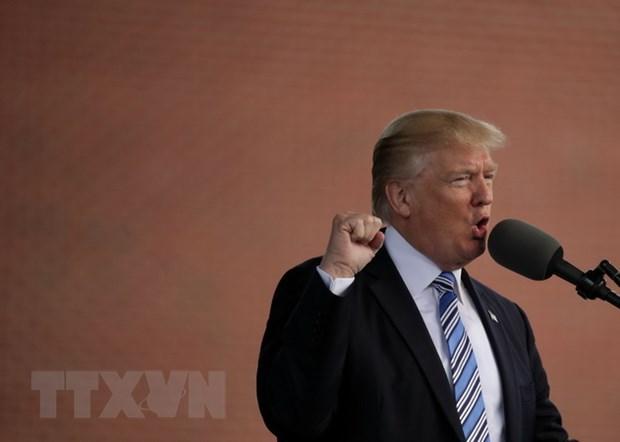 Tong thong My Donald Trump chi trich vu dieu tra lien quan toi Nga hinh anh 1