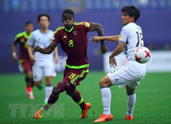 U20 World Cup 2017: Nhat Ban va Han Quoc deu dung buoc hinh anh 1