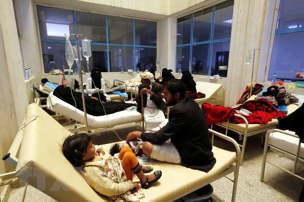 Lien hop quoc: Yemen dang roi vao trang thai sup do hoan toan hinh anh 1