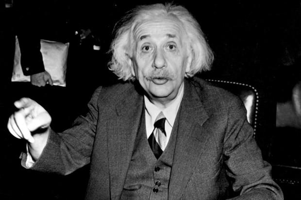 Dau gia nhung buc thu cua thien tai vat ly Albert Einstein hinh anh 1