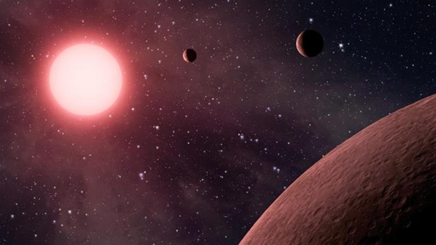 NASA phat hien 10 hanh tinh moi co Trai Dat ngoai He Mat Troi hinh anh 1