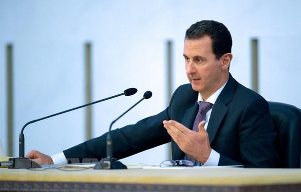 Tong thong Syria al-Assad tham can cu khong quan Nga hinh anh 1