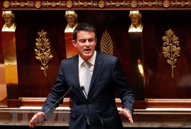 Cuu Thu tuong Phap Manuel Valls se tro thanh dong minh cua ong Macron? hinh anh 1