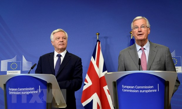 Anh to thai do khong san sang, EU can nhac ngung dam phan ve Brexit hinh anh 1
