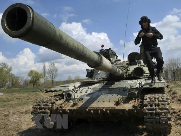 Chuyen gia: My chuyen vu khi cho Ukraine tao can bang trong xung dot hinh anh 1