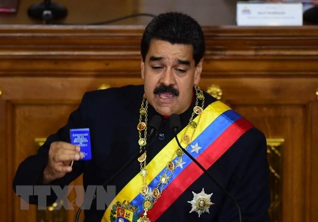 Doi pho voi lam phat la thach thuc lon nhat cua Chinh phu Venezuela hinh anh 1