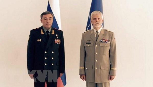 Tuong Nga tran an NATO ve cuoc tap tran chung Zapad 2017 hinh anh 1