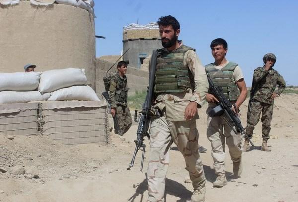 Afghanistan: My khong kich lam 12 nguoi thuong vong tai Kabul hinh anh 1
