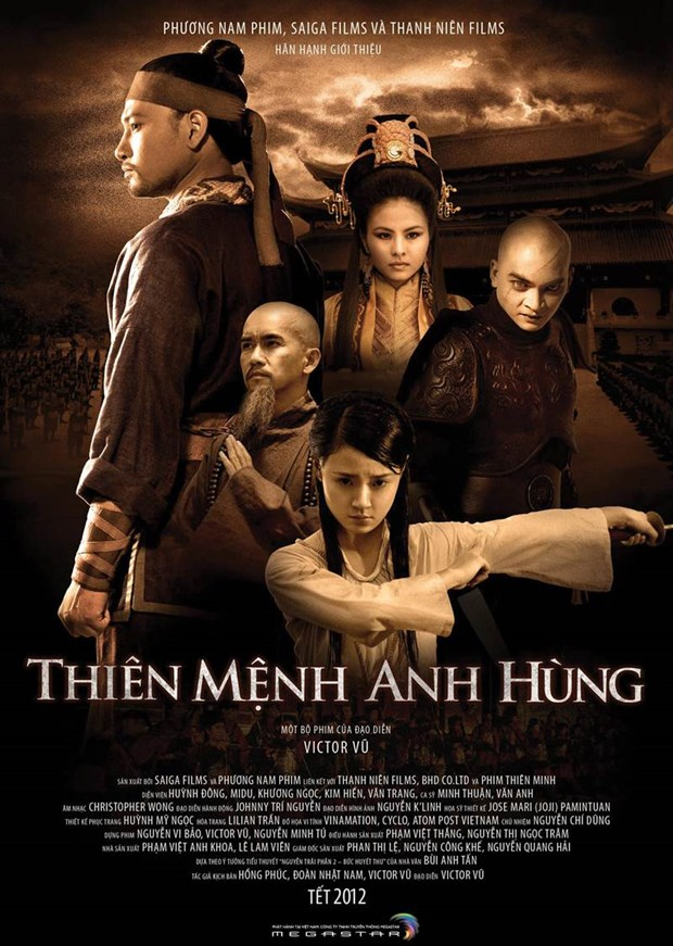 "Phim vo hiep: Mong uoc cua nhung ""gia gan"" dien anh hinh anh 4"