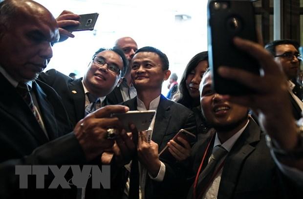 Malaysia va Alibaba thanh lap trung tam thuong mai dien tu the gioi hinh anh 1