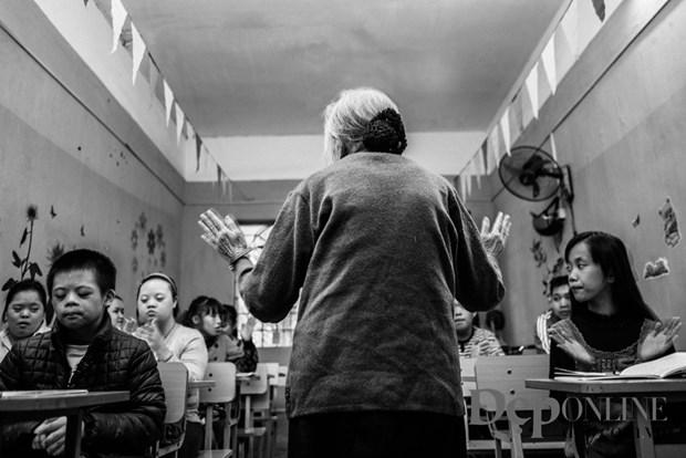 Ba giao 83 tuoi Ho Huong Nam: Toi di day de biet minh dang… song hinh anh 2